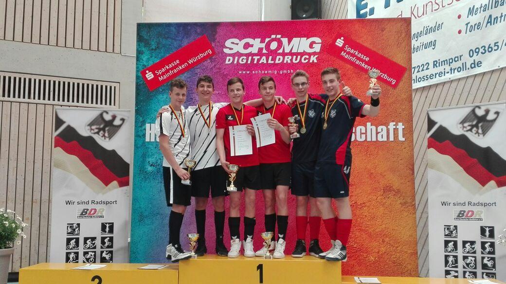 Tim Und Eric Lehmann Sind Deutscher Jugendmeister 2017